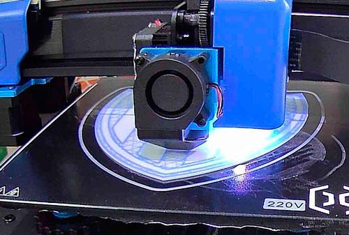 Micromina càmera 3D en directe
